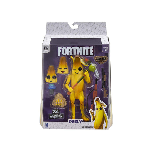 Fortnite Legendary Series - Peely 6 Inch Scale Action Figure - Characters Co