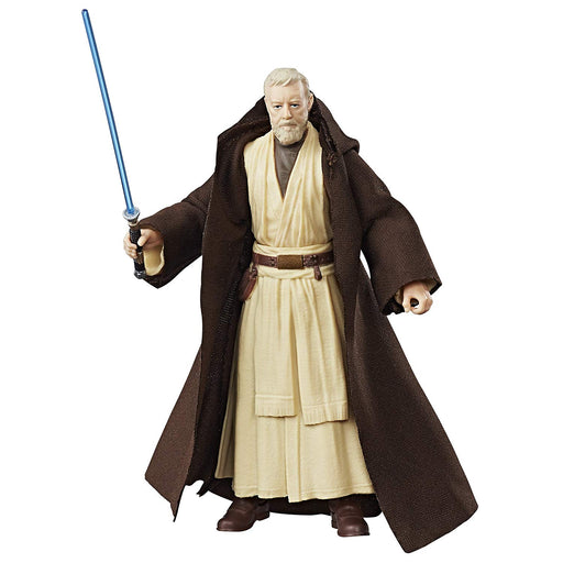 Star Wars A New Hope - 40th Anniversary Ben Obi-Wan Kenobi 6 Inch Figure Action Figure (Substandard Packaging) - Characters Co