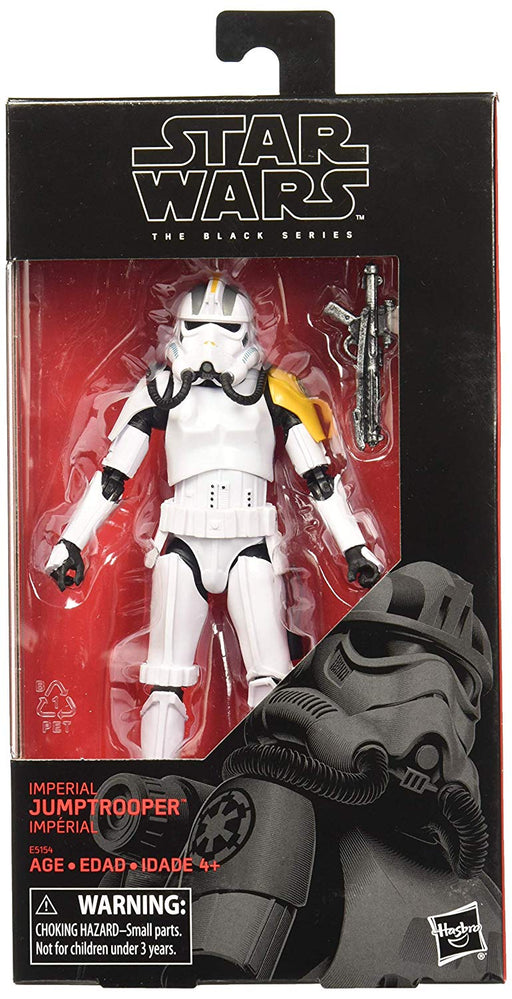 Star Wars Battlefront - Black Series Imperial Jumptrooper Action Figure - Characters Co