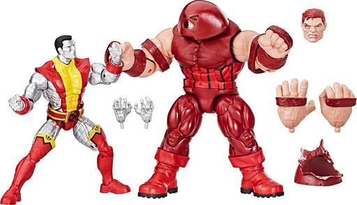 Marvel Legends 80th Anniversary X-Men Collection Colossus & Juggernaut Action Figure Set - Characters Co