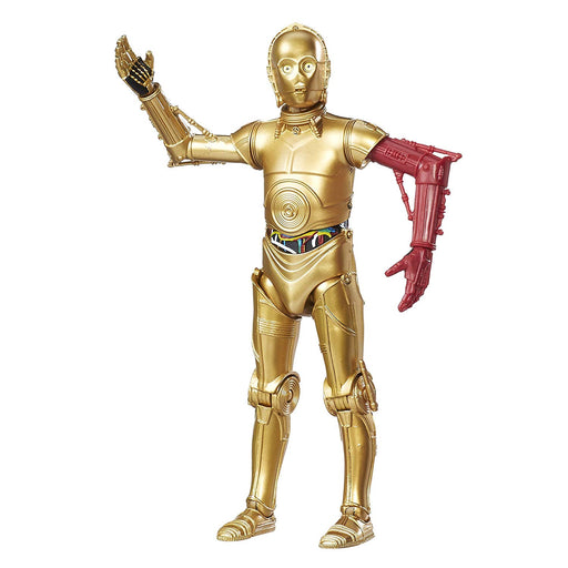 Star Wars The Force Awakens - Black Series C-3PO Resistance Base Action Figure - Characters Co