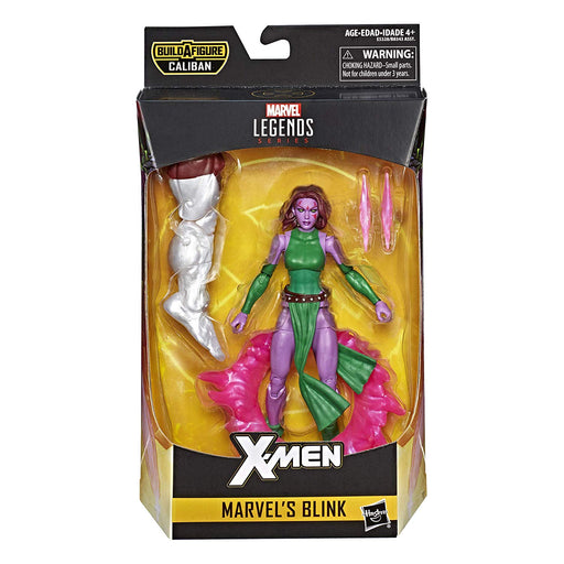 "Marvel Legends Series 6"" Blink (X-Men Collection), Caliban Wave Action Figure - Characters Co"