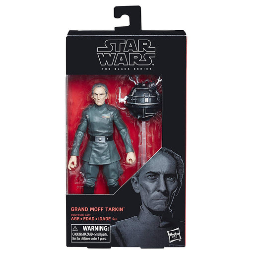 Star Wars A New Hope - Black Series Grand Moff Tarkin Action Figure - Characters Co