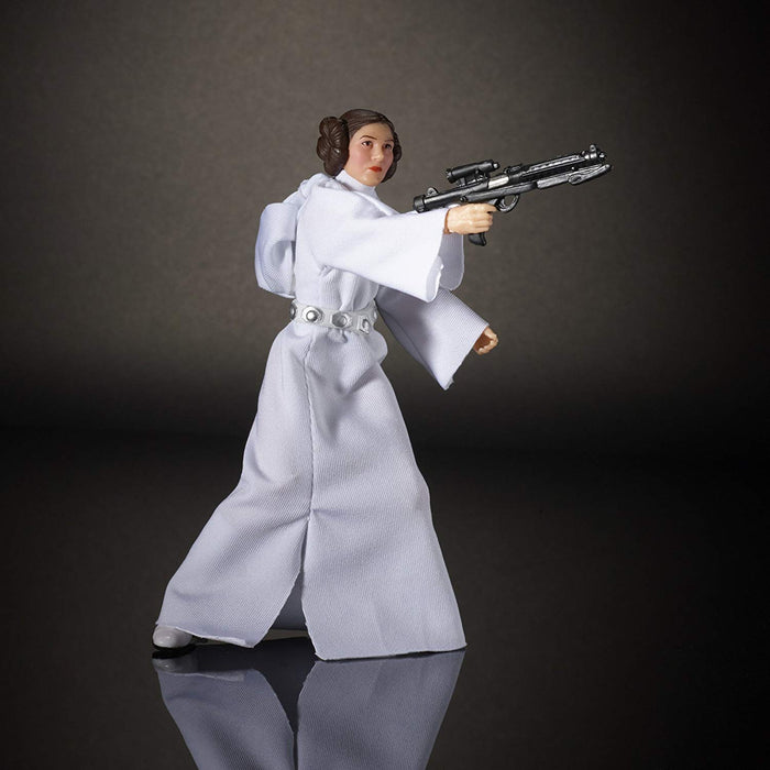 Star Wars A New Hope - Black Series Princess Leia Organa Action Figure - Characters Co