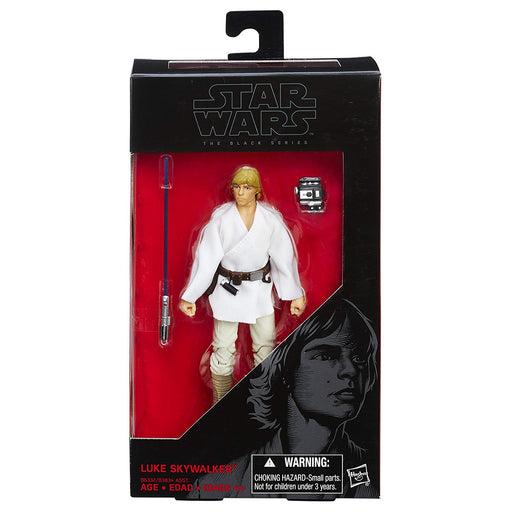 Star Wars A New Hope - Black Series Luke Skywalker Farm Boy Action Figure - Characters Co