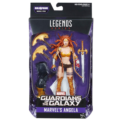 Marvel Legends Guardians of the Galaxy 6-inch Marvel's Angela Action Figure - Characters Co