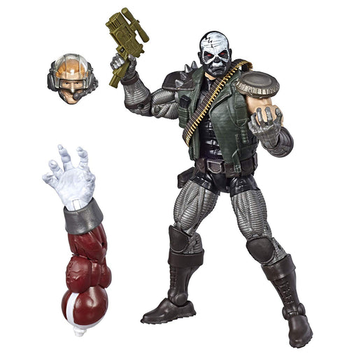 "Skullbuster Marvel Legends X-Men Collection, Caliban Wave 6"" Action Figure - Characters Co"
