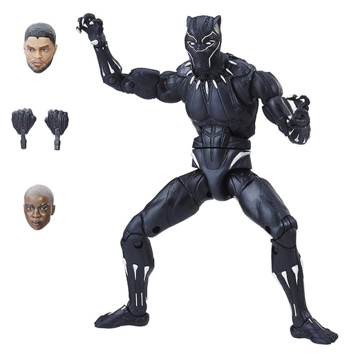 "Marvel Legends Black Panther Series - Black Panther Okoye 6"" Action Figure - Characters Co"