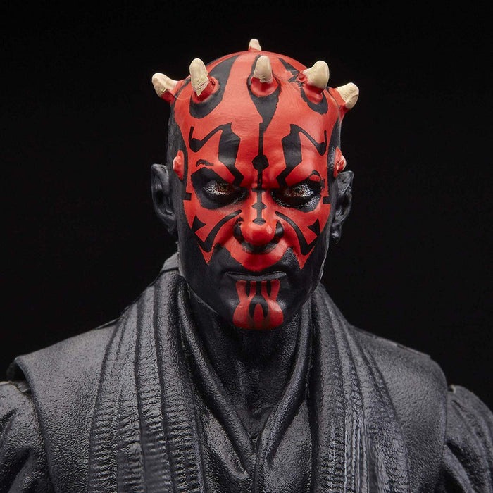 "Star Wars The Phantom Menace - Darth Maul Black Series Archive Collection 6"" Scale Figure - Characters Co"