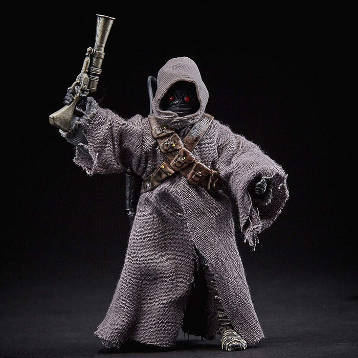 "Star Wars The Mandalorian - Black Series Offworld Jawa 6"" Scale Action Figure - Characters Co"