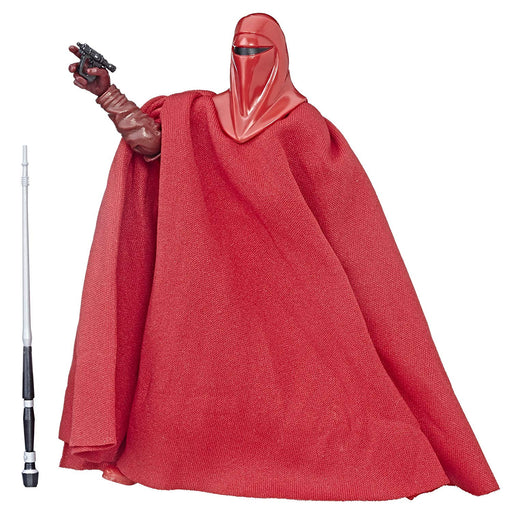 "Star Wars Empire Strikes Back - Black Series Imperial Royal Guard 6"" Action Figure - Characters Co"