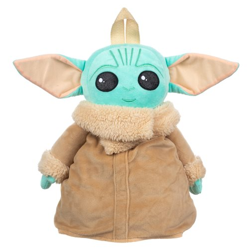The Mandalorian The Child Plush Backpack (PRE-ORDER June 2020) - Characters Co