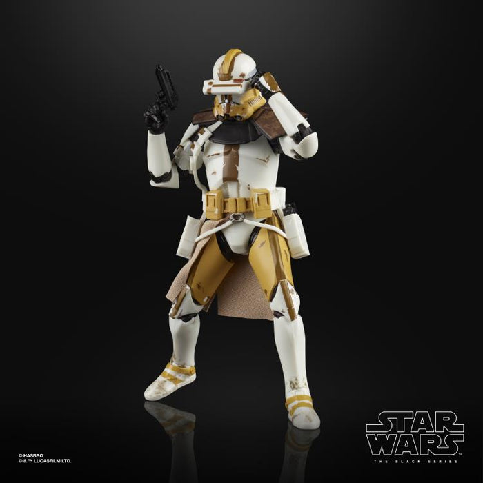 "Star Wars Revenge of the Sith - Black Series Commander Bly 6"" Action Figure (Pre-Order) - Characters Co"