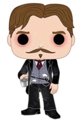 Doc Holliday (Holding Cup) Exclusive Funko Pop! Tombstone Movies Vinyl Figure - Characters Co