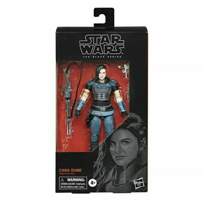 Star Wars The Mandalorian - Black Series Cara Dune Action Figure (Pre-Order) - Characters Co