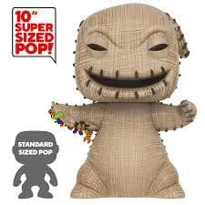 "10"" Oogie Boogie Funko Pop! Nightmare Before Christmas Walmart Exclusive Vinyl Figure - CharactersCo.com"