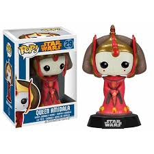 Funko Pop! Star Wars - Queen Amidala Vaulted Vinyl Figure - Characters Co