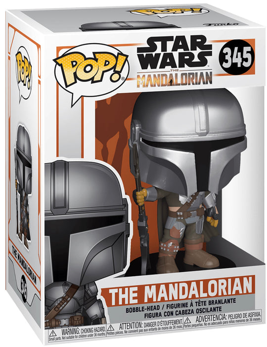 Star Wars: The Mandalorian Funko Pop! The Mandalorian Vinyl Figure - Characters Co