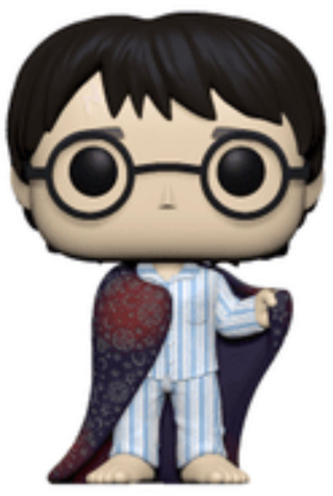 Funko Pop! Harry Potter - Harry In Invisibility Cloak Exclusive Vinyl Figure (Pre-Order - Quarter 2 or 3) - CharactersCo.com