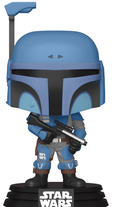 Star Wars: The Mandalorian Death Watch Mandalorian Exclusive Vinyl Figure (Pre-Order) - Characters Co