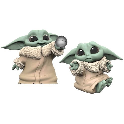 Star Wars The Mandalorian The Bounty Collection The Child Baby Yoda Don't Leave & Ball Toy Two-Pack (Pre-Order) - Characters Co