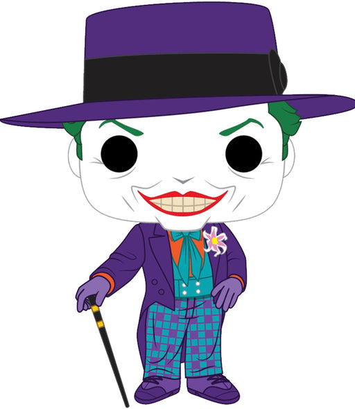 Funko Pop! DC Heroes - The Joker 1989 Set of 2 With Limited Edition Chase Vinyl Figure Bundle (Pre-Order July - September) - Characters Co