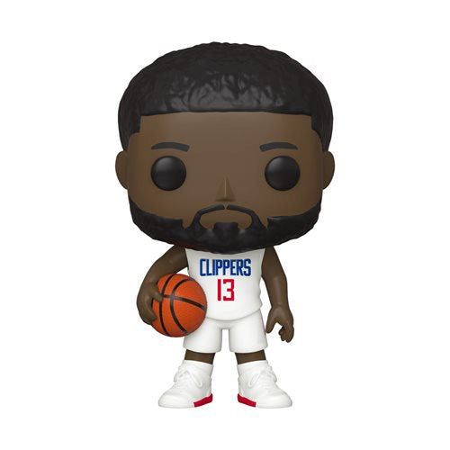 Funko Pop! NBA Paul George Los Angeles Clippers Vinyl Figure (Pre-Order) - Characters Co