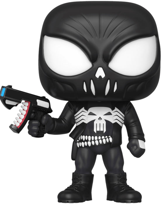 Funko Pop! Marvel - Venomized Punisher Vinyl Figure (Pre-Order) - Characters Co