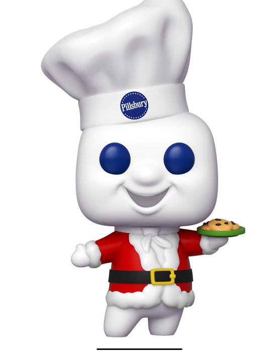 Funko Pop! AD Icons Pillsbury Doughboy Christmas Exclusive Vinyl Figure - Characters Co
