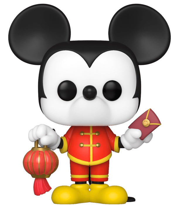 Funko Pop! Disney Asia Exclusive Mickey Mouse - The Year of the Mouse Vinyl Figure (Pre-Order) - Characters Co