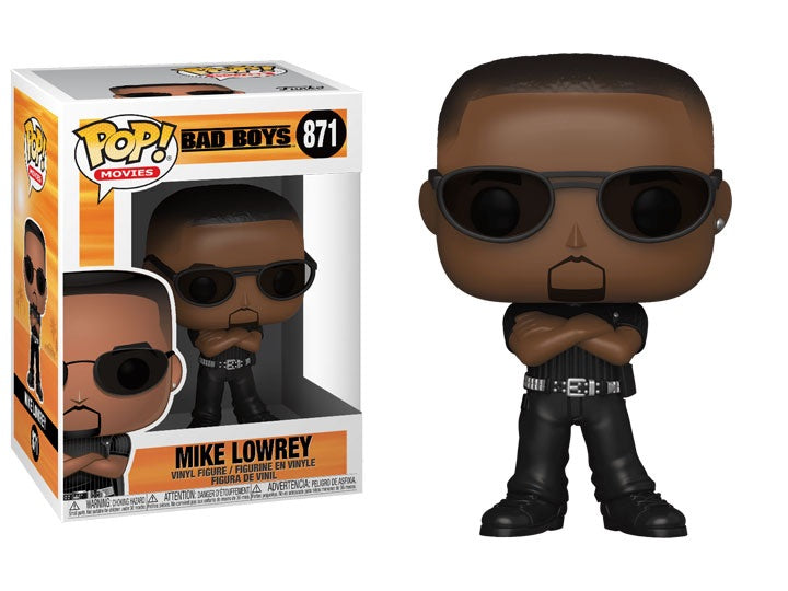 Funko Pop! Movies Bad Boys Mike Lowery Vinyl Figure (Pre-Order) - Characters Co