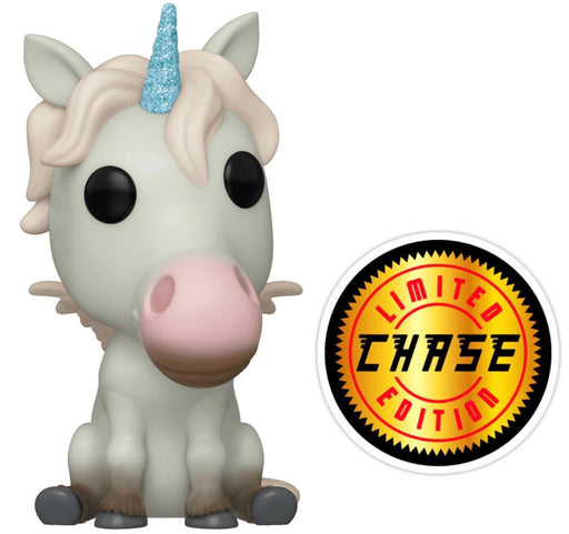 Funko Pop! Disney Onward Unicorn Exclusive - Chase Limited Edition Glitter Vinyl Figure (Pre-Order) - Characters Co