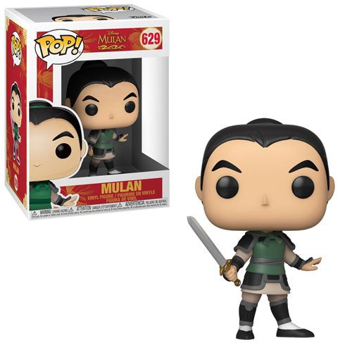 Funko Pop! Disney Mulan As Ping Vinyl Figure (Pre-Order) - Characters Co