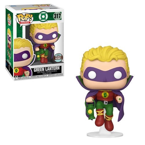 Funko Pop! DC Heroes Green Lantern Alan Scott Specialty Series Exclusive Vinyl Figure (Pre-Order) - Characters Co