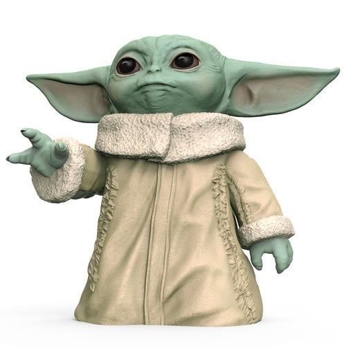 Star Wars The Mandalorian - The Child Baby Yoda 6 1/2-Inch Hasbro Action Figure (Pre-Order) - Characters Co