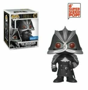 "The Mountain Masked Game of Thrones 6"" Funko Pop! Exclusive Vinyl Figure - Characters Co"