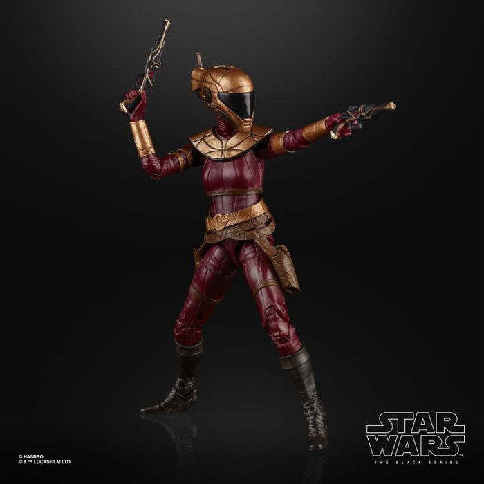 "Star Wars The Rise of Skywalker - Black Series Zorii Bliss 6"" Action Figure (Pre-Order) - Characters Co"