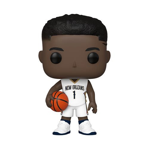 Funko Pop! NBA Zion Williamson New Orleans Pelicans Vinyl Figure (Pre-Order) - Characters Co