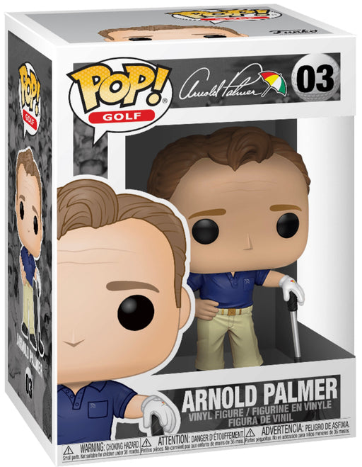 Funko Pop! Golf - Arnold Palmer Vinyl Figure (Pre-Order) - Characters Co