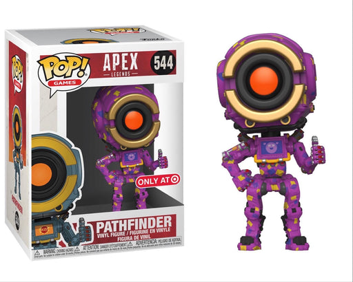 Funko Pop! Games Apex Legends Pathfinder Exclusive Vinyl Figure - Characters Co