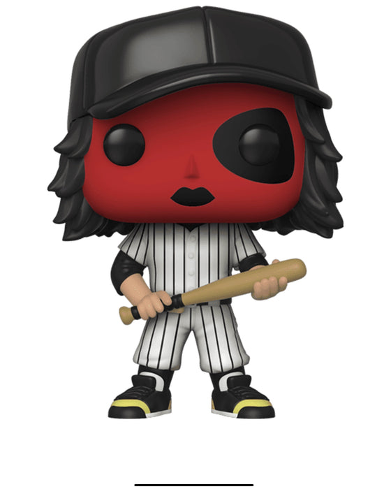 Funko Pop! The Warriors Baseball Fury Red Christmas Exclusive Vinyl Figure - Characters Co