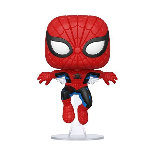Funko Pop! Marvel First Appearance Spider-Man 80th Anniversary Vinyl Figure (Pre-Order) - Characters Co