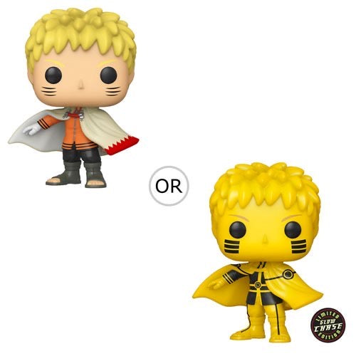 Funko Pop! Boruto Naruto Next Generation- Hokage (Chase - Glow In The Dark 1 in 6 Chance) Vinyl Figure (Pre-Order) - Characters Co