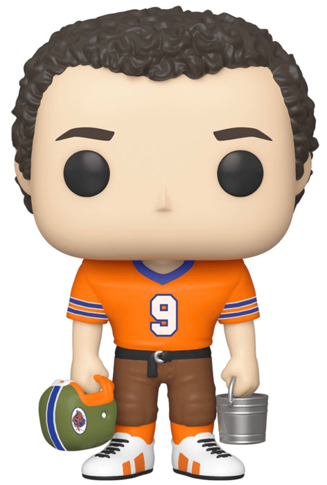 Funko Pop! Movies The Water Boy, Bobby Boucher Football Uniform Exclusive Vinyl Figure (Pre-Order) - Characters Co