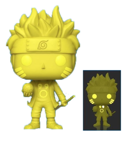 Funko Pop! Animation Naruto Six Path Glow In The Dark Exclusive Vinyl Figure (Pre-Order) - Characters Co