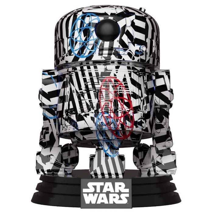 Funko Pop! Star Wars Futura Collection R2-D2 Exclusive Vinyl Figure - Characters Co
