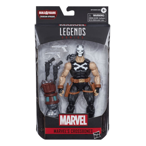 "Marvel Legends Black Widow - Crossbones 6"" Scale Collectible Action Figure - Characters Co"