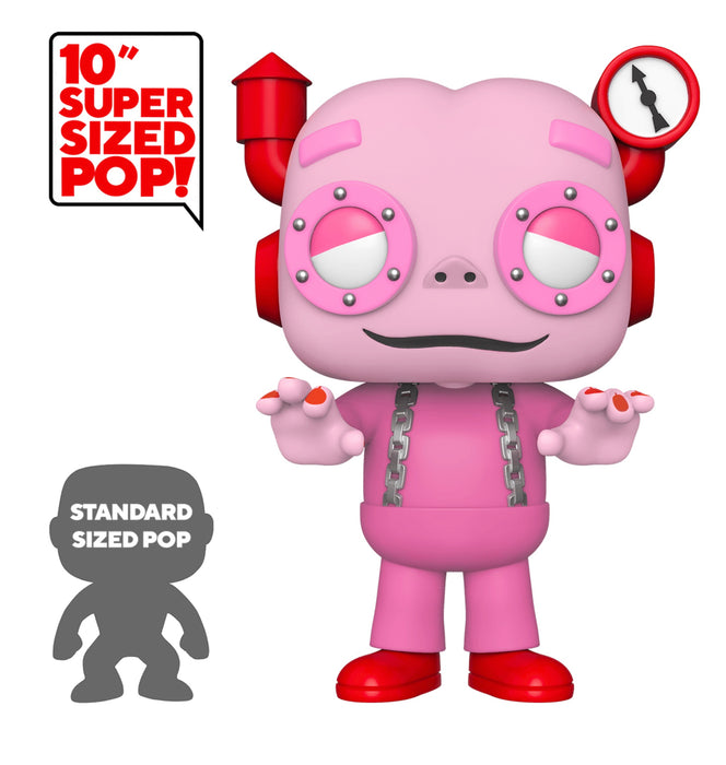 "Funko Pop! AD Icons 10"" Franken Berry Christmas Exclusive Vinyl Figure - Characters Co"