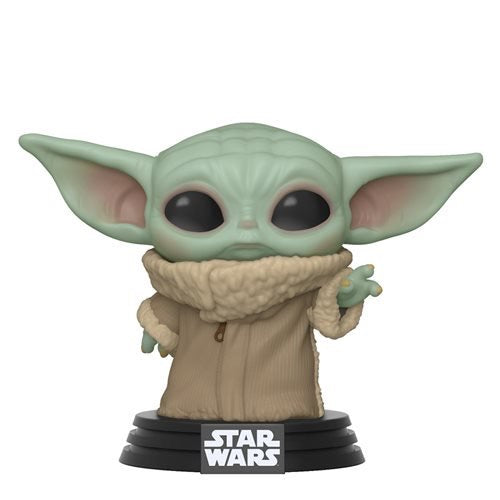 Funko Pop! Star Wars The Mandalorian - The Child Baby Yoda Vinyl Figure (Pre-Order May 2020) - Characters Co