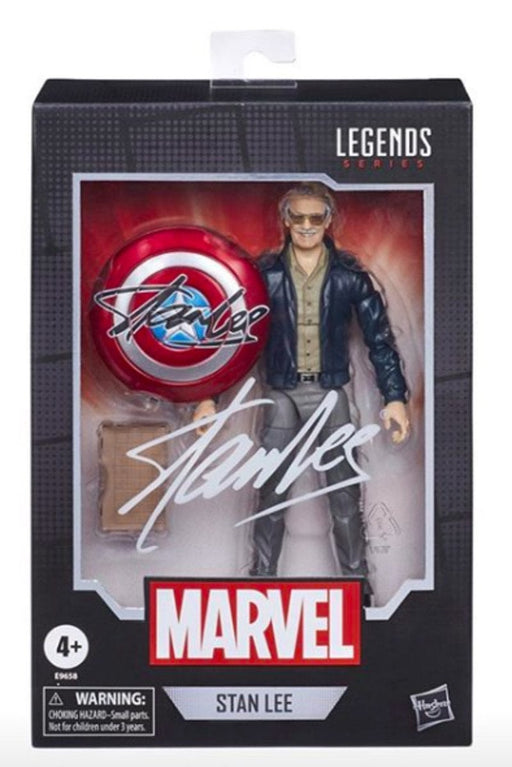 "Marvel Legends Avengers Collection - Stan Lee 6"" Exclusive Action Figure - Characters Co"